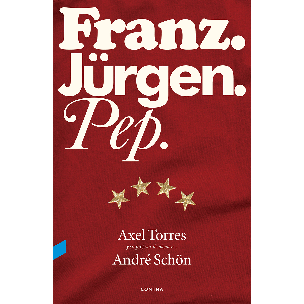 "Presentación ""Franz. Jurgën. Pep"""