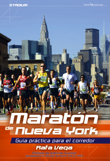 """Presentación """"Maratón de Nueva York"""""""