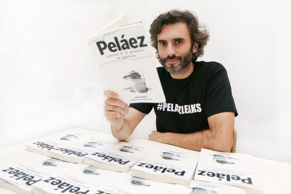 """Presentación de """"Peláez. Historias de un periodista de provincias"""""""