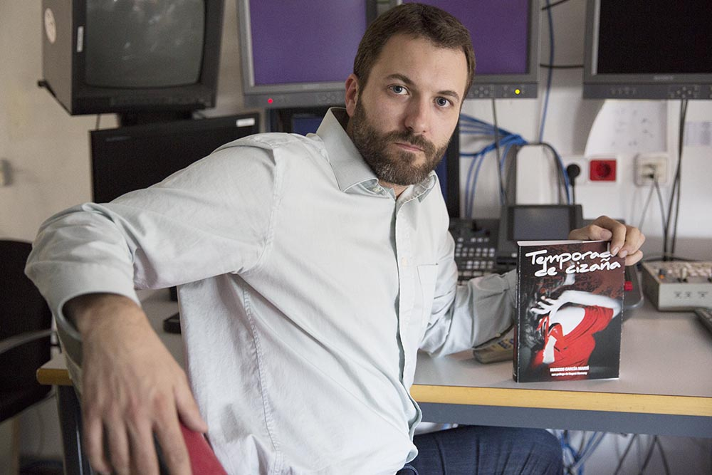 "Marcos García Martí publica ""Temporada de cizaña""."