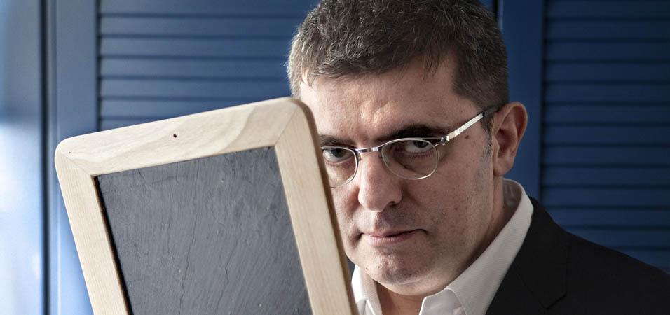 Mario Tascón. Entrevista 360 Grados Libros