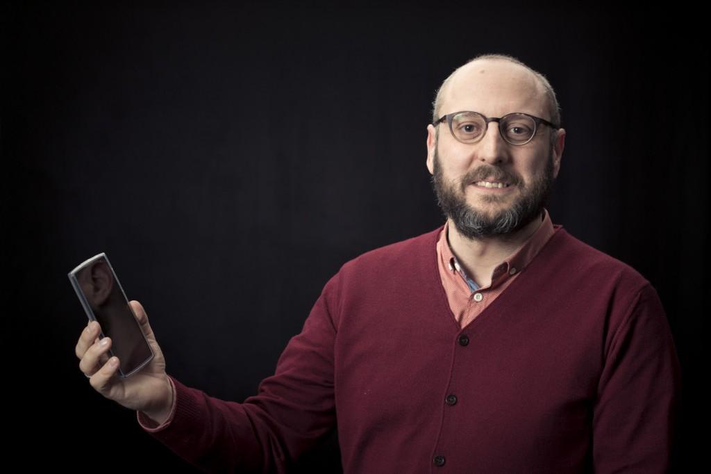 David Martínez. Entrevista 360 Grados Libros