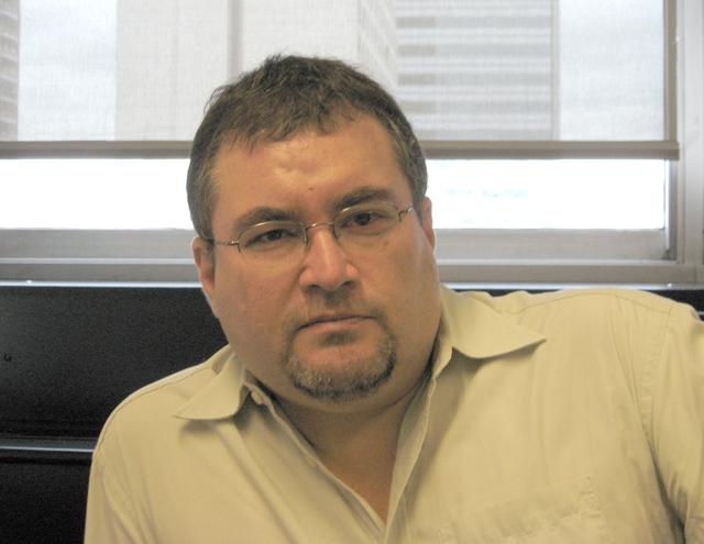 Darío Gallo. Entrevista 360 Grados Libros