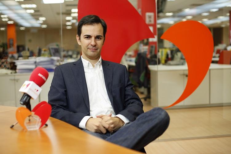 Pablo A. Iglesias. Entrevista 360 Grados Libros