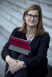 Carmela Ríos. Entrevista 360 Grados Libros