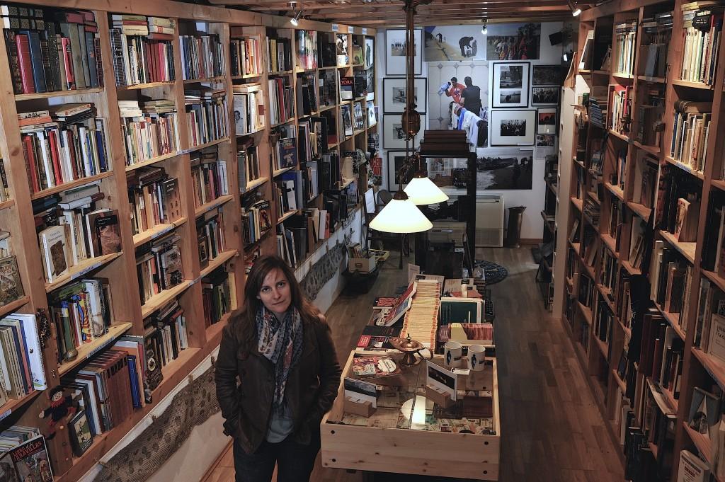 Tamara Crespo Fidel Raso Primera Página. Entrevista 360 Grados Libros