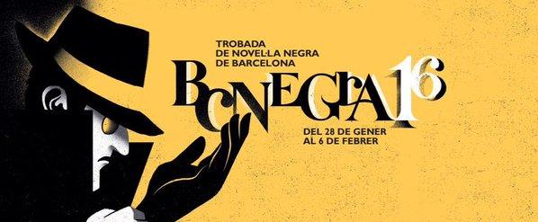 Encuentro de novela negra de Barcelona