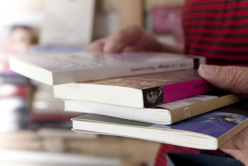 Libros de booktubers