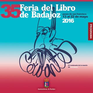 35 Feria del Libro de Badajoz